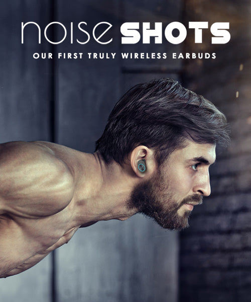 367931b6871 Noise Shots : Bluetooth Earbuds, Truly Wireless Earbuds Online in India :  Gonoise