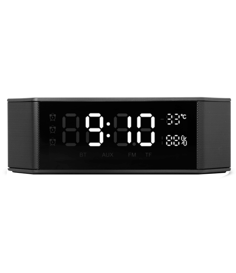 0d304a97d3c Noise Mate Alarm Clock Wireless Speakers India – Gonoise
