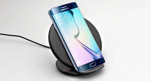 Noise Wireless Charger for iPhone & Samsung S Series – Gonoise