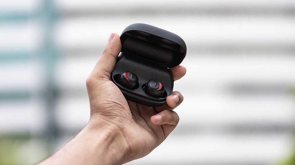 Shots X5 CHARGE Truly Wireless Earphones