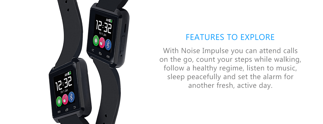 impluse smartwatch for smartphone