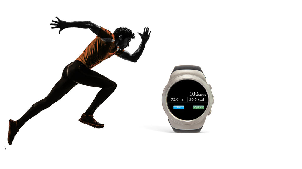 Loop Smart watch with Pedometer