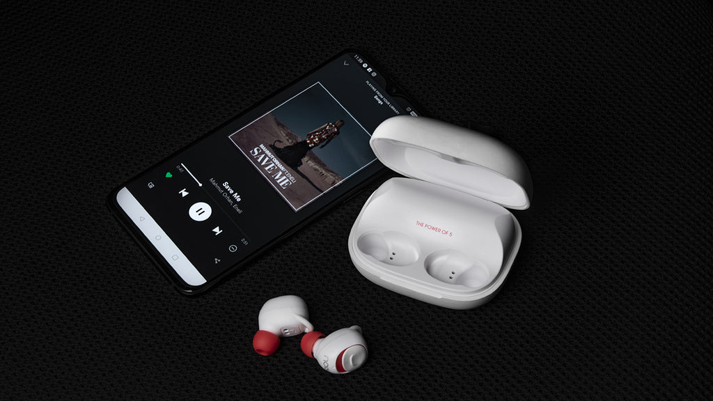 Shots X5 CHARGE Truly Wireless Earbud