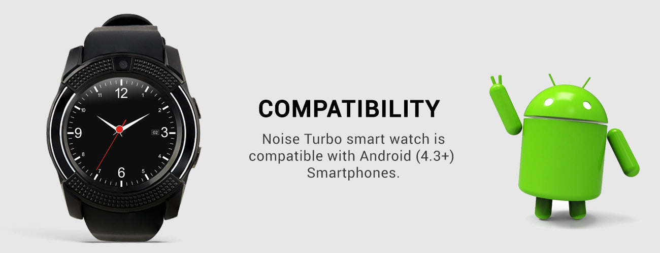 turbo smartwatch with android