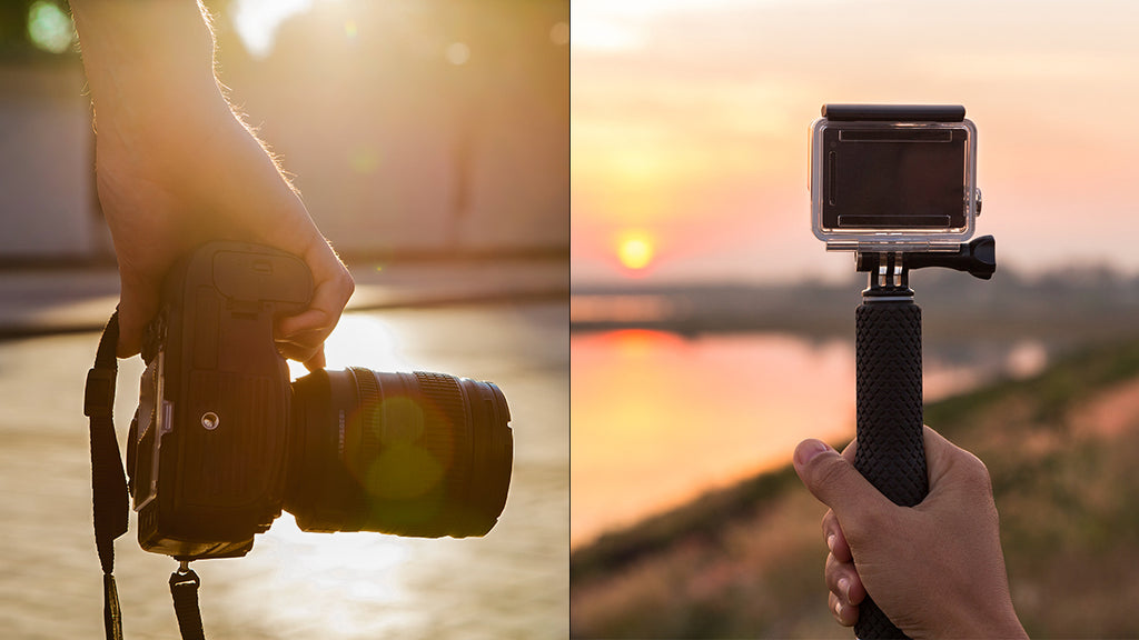 DSLR or Action Camera
