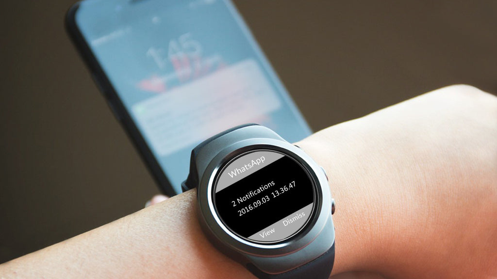 Loop Smart Watch