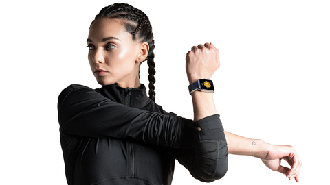 Noise ColorFit Pro 3 Smartwatch with In-built blood Oxygen monitor
