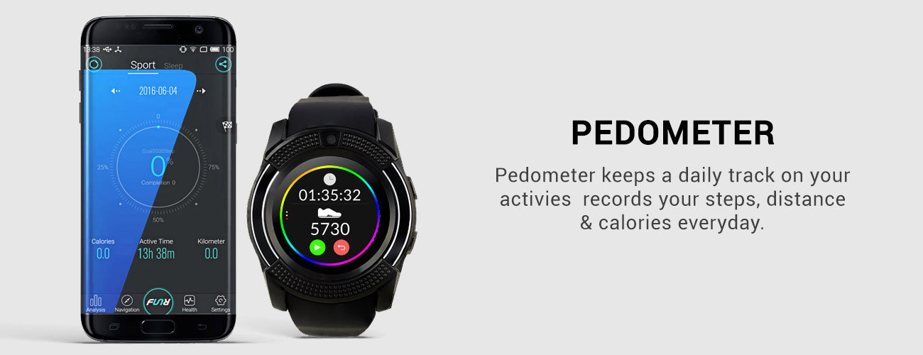 turbo pedometer specification