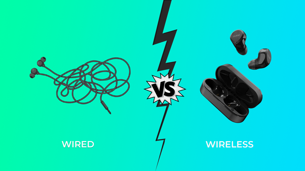Wired Vs Wireless Earphones