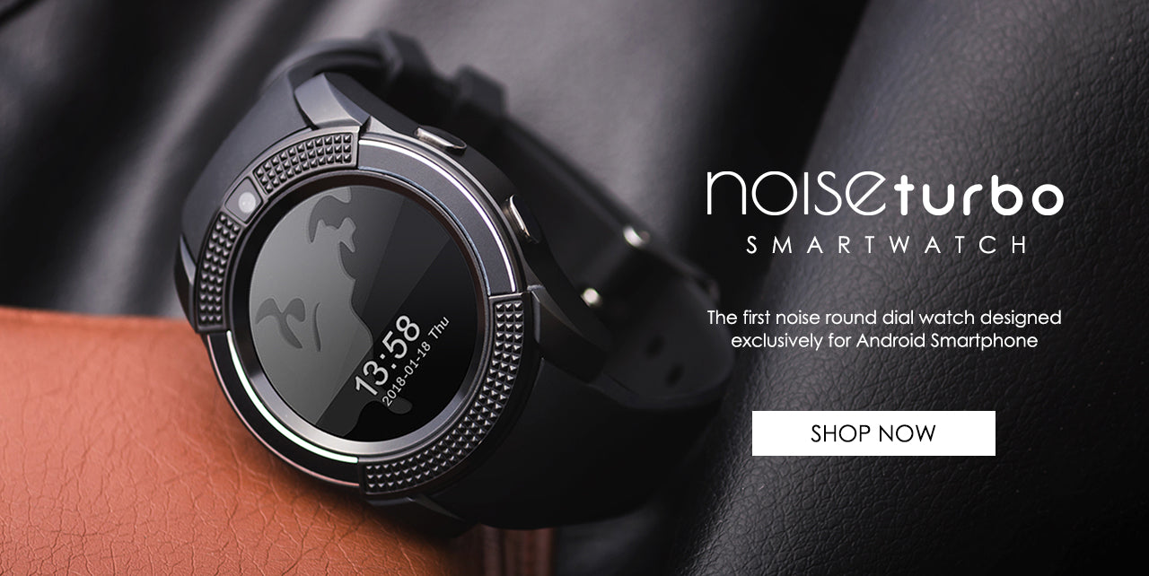 Noise Turbo Smart Watch For Android Smartphone – Gonoise