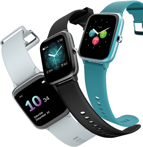 Noise Colorfit Pro 2 Smart Watch   Full Touch Color Display