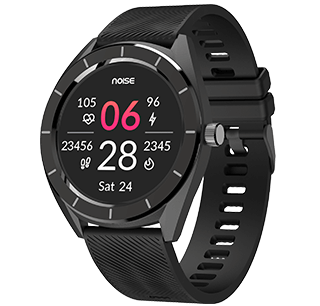 NoiseFit Evolve Smart Watch Desktop Tout