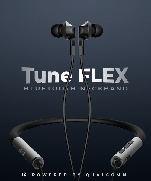 Noise Tune Flex Bluetooth Neckband