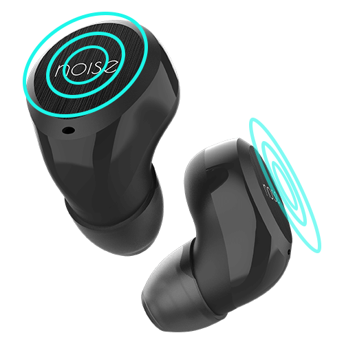 Noise Shots X1 Air Truly Wireless Earbuds | Full Touch Control
