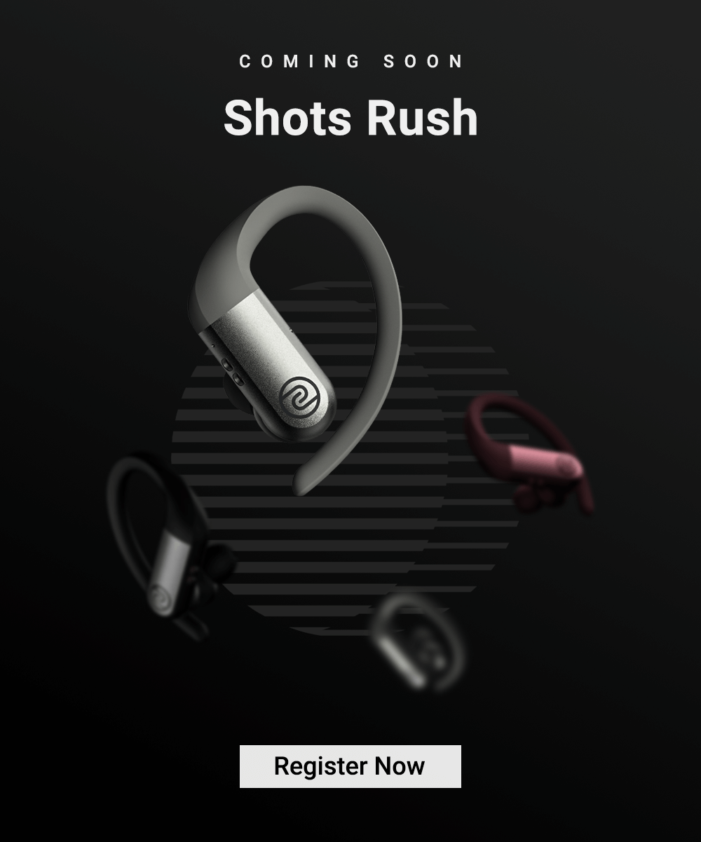 Shots Rush Launch 2020