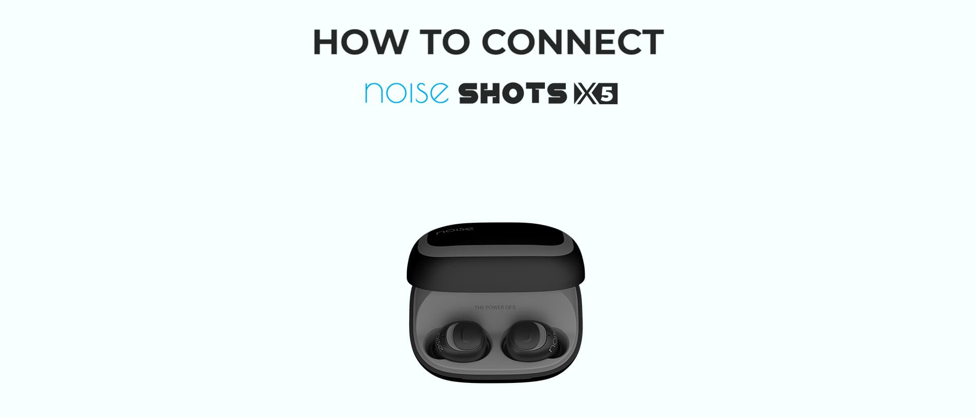 noise Shots X5 CHARGE Earbuds thumbnail for how to connect video desktop