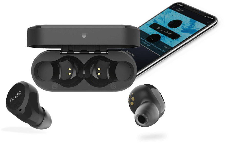 Noise Shots X1 Air Truly Wireless Earbuds | v5.0 Bluetooth
