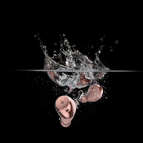 Noise shots xo truly wireless earphones | IPX7 Waterproof