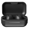 Noise Shots ERGO Truly Wireless Earbuds with Charging Case - Stealth Black