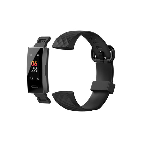 Noise ColorFit 2 Smart Fitness Band - Midnight Black (Strap)