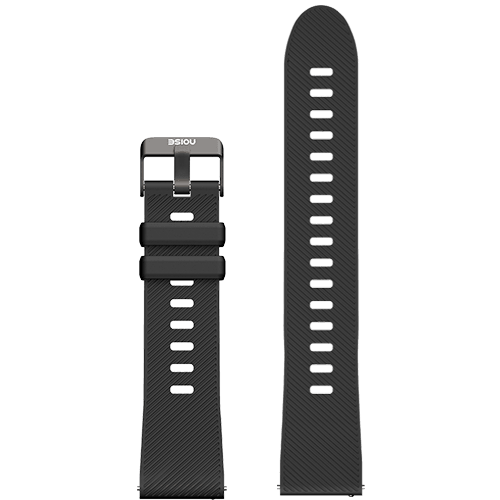 Noise ColorFit Pro Smartwatch Strap - Sport Grey Black