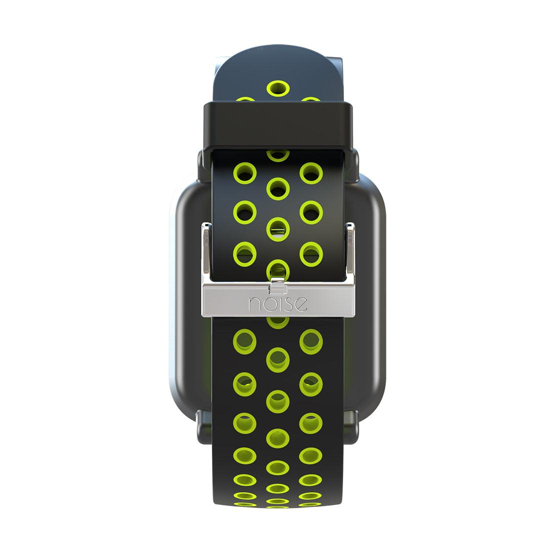 Noise ColorFit Pro Smartwatch Strap - Sport Green Black