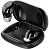 Noise Shots NEO Full Touch Control True Wireless Earbuds - Jet Black