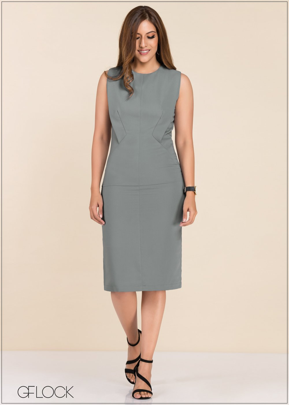GFLOCK - [product_sku] - Women_Dresses - Dress With Front Detail