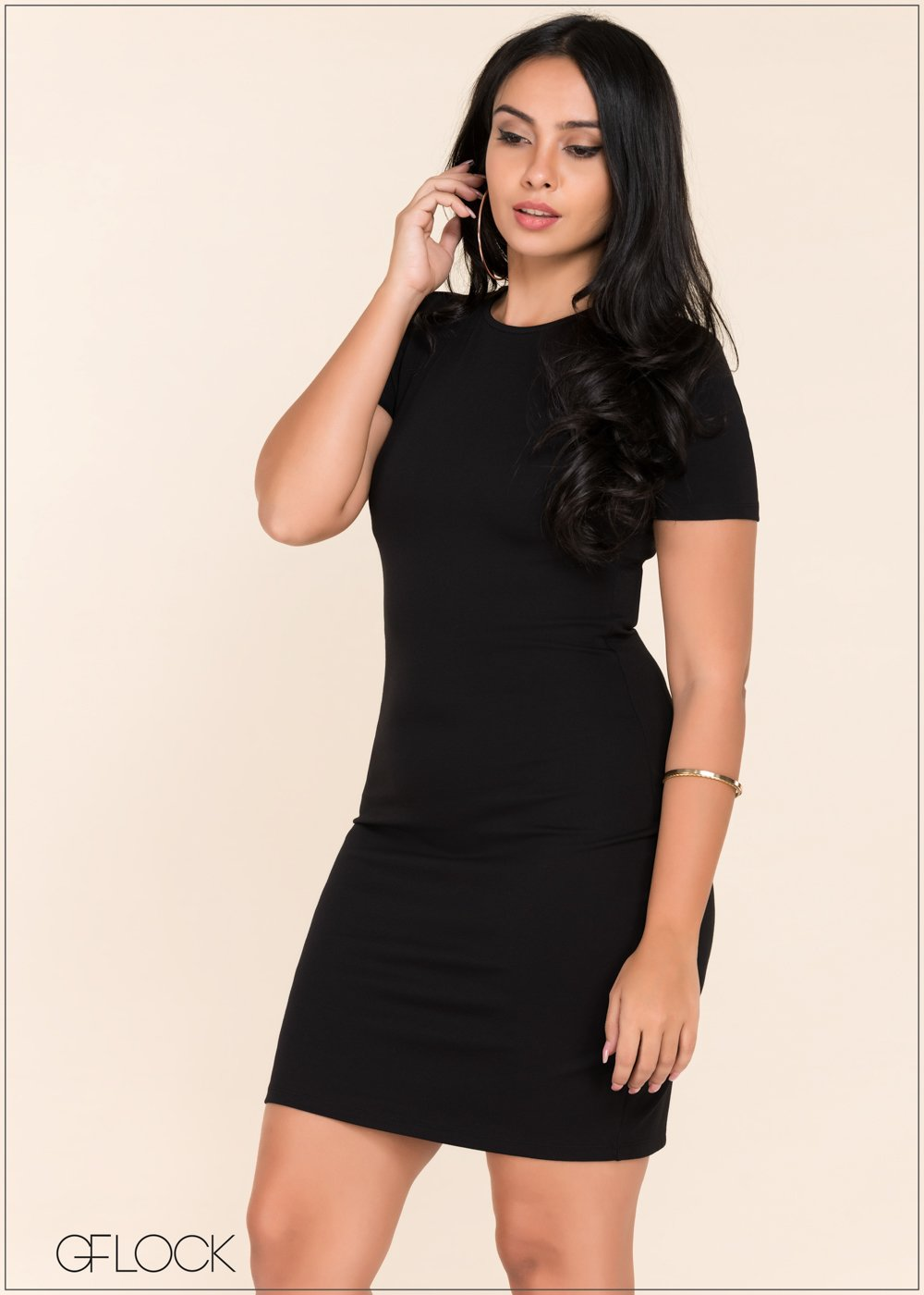 GFLOCK - [product_sku] - Women_Dresses - Knit Bodycon Dress