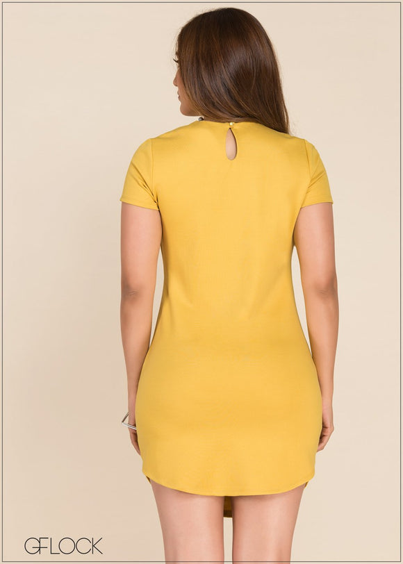 GFLOCK - [product_sku] - Women_Dresses - Curved Hem Dress