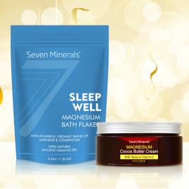 Giveaway Sleep Magnesium Cream