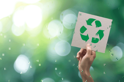 how to recycle and minimize waste