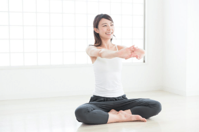 stretching for join pain prevention