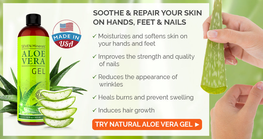 Soothe & Repair Your Skin on Hands, Feet & Nails