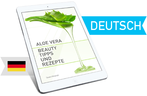 Aloe Vera E-book - German