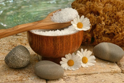Magnesium Bath Flakes Pain Relief