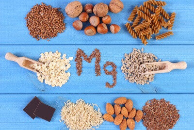 Magnesium for Cellulite Reduction Food Sources