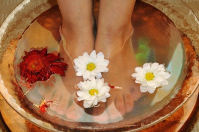 Magnesium Foot Soak