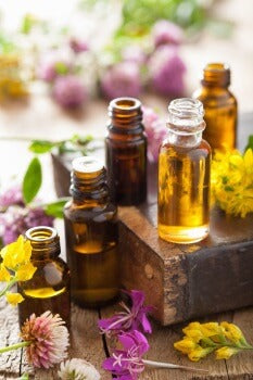 Natural PMS Relief - Essential Oils