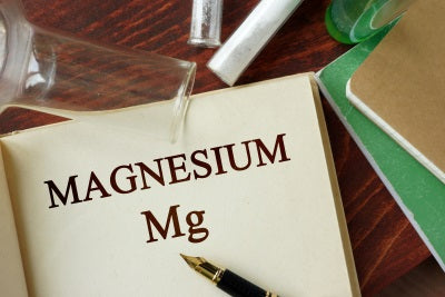Natural Sleep Remedy - Magnesium