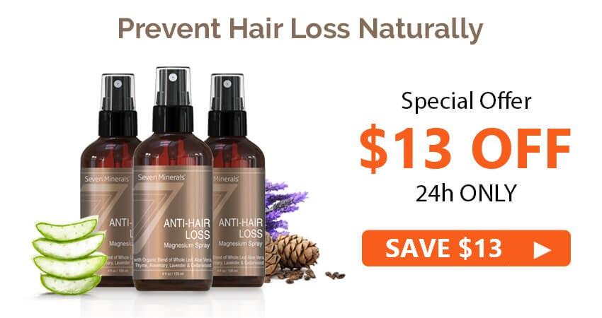Prevent Hair Loss Naturally