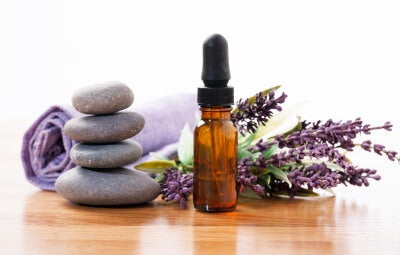 Relieve Stress with Essential Oils