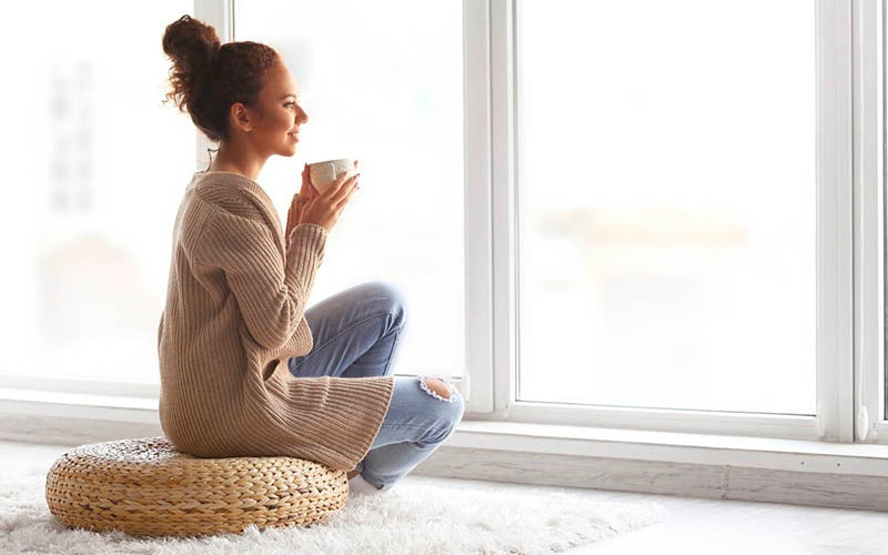 tips and tricks on how to destress at home