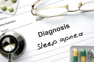 Types of Sleeping Disorders - Sleep Apnea