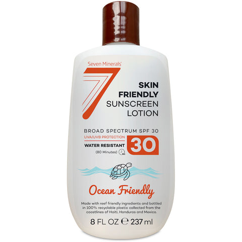 NEW SPF 30 - Skin Friendly Sunscreen Lotion