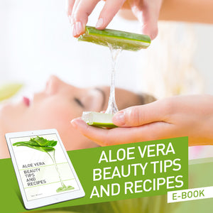 Aloe Vera Spray for Face, Skin & Hair - 99% ORGANIC, Travel Size