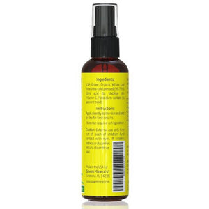 Aloe Vera Spray Face, Skin, Hair Travel barcode
