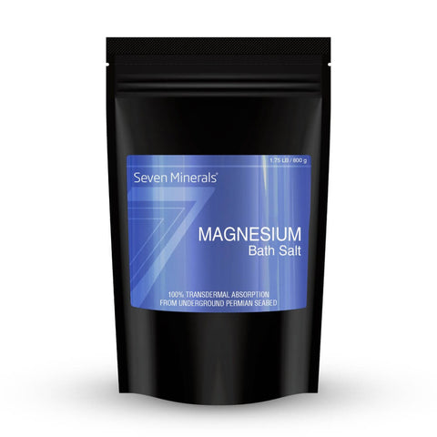 Magnesium Chloride Bath Salts front