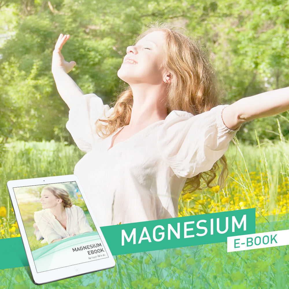 NEW Magnesium Skin Repair Cream with Organic Shea Butter, 8oz