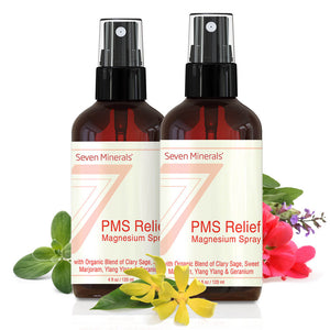 PMS Relief Magnesium Spray 4oz